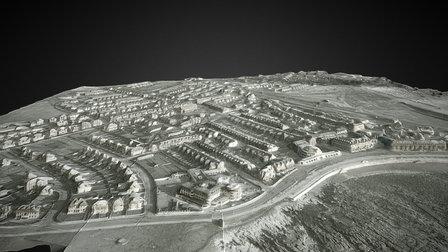 Porthcawl (Seabank hotel) 3D Model