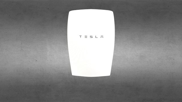 Tesla Powerwall 3D Model