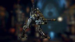 The Sentinel 3D Model