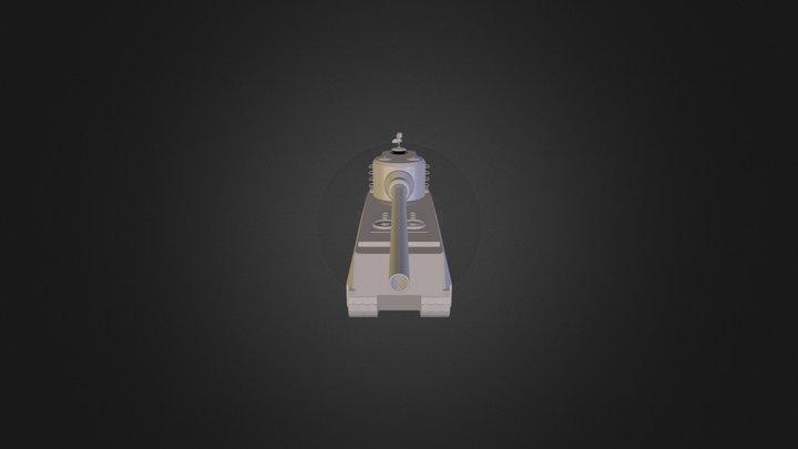 Weapon-117 3D Model
