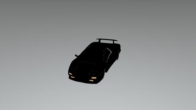 Lamborgini 3D Model