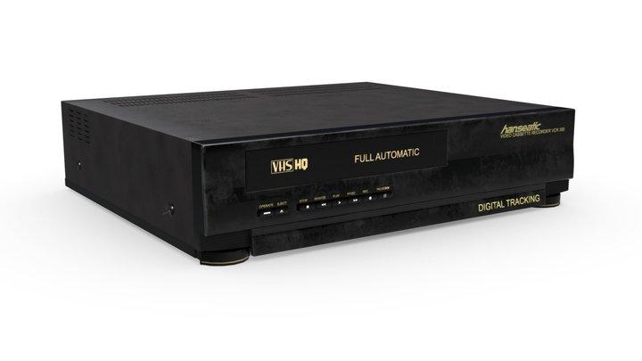 VCR (Hanseatic VCR 200) 3D Model