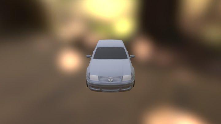 Volkswagen Jetta 2001 3D Model
