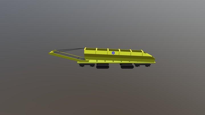 AVES 3D Model