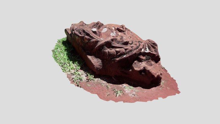 Friso - São Miguel das Missões 3D Model