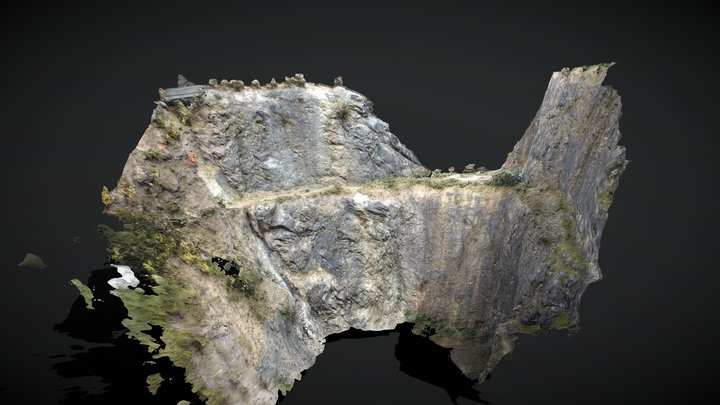 Ueberfilzen 3D Model