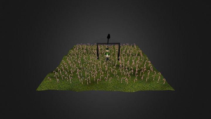 Nutcracker 3D Model