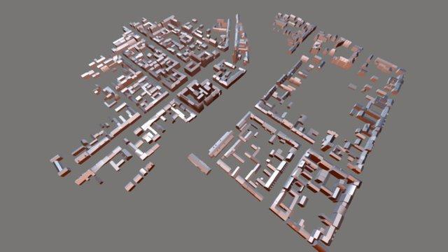 Gumbinnen 3D Model
