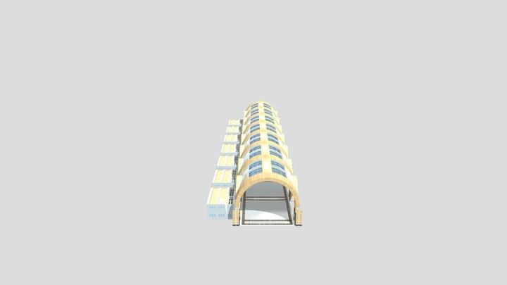 Gran Estacion 3D Model