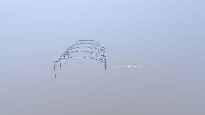 PATIO DE HONOR 3D Model