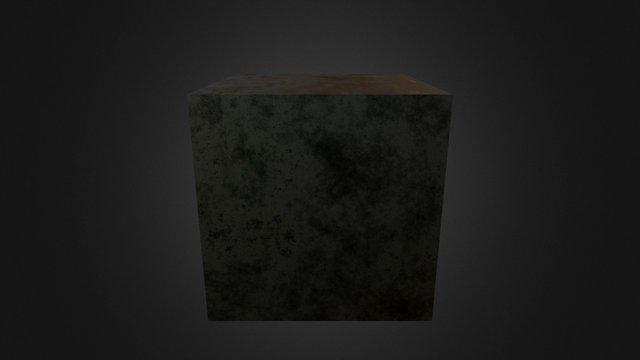 Cube 02 3D Model