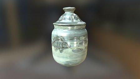 Luxor Fish Jar (2015) 3D Model
