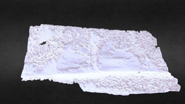 Slope 1 - registered 3D Model