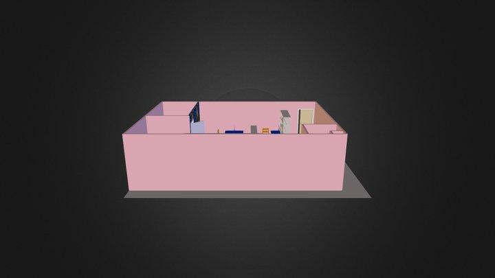 Qwert 3D Model