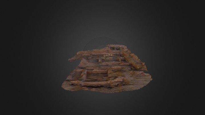 Abu Erteila (Sudan) 3D Model