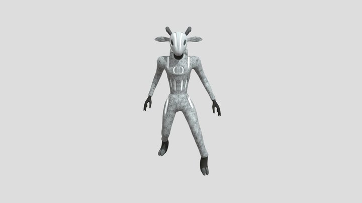 Uncorrupted 3D Model