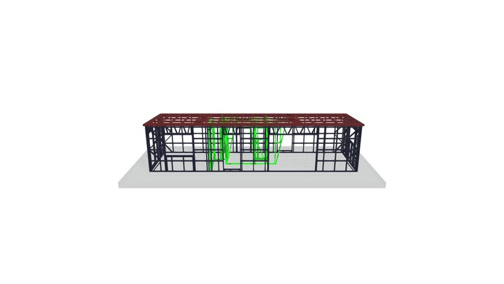 Frame Kit #44 3D Model