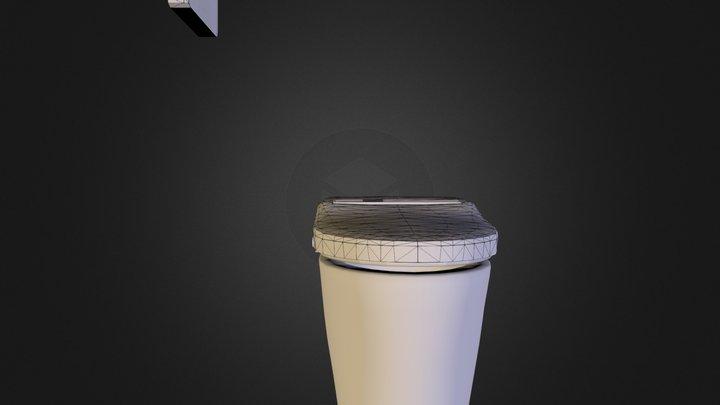 toto toilet 3D Model
