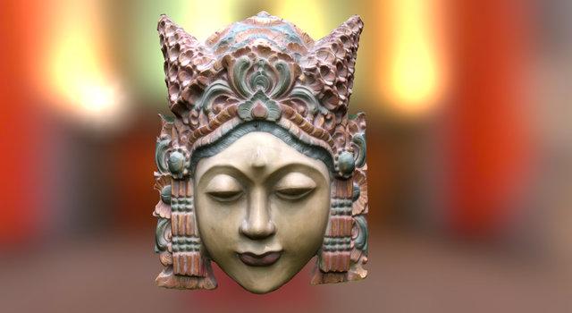 Le Masque 3D Model