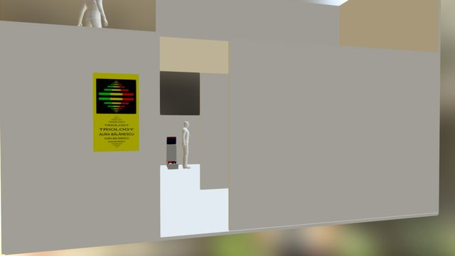 Arad Bienala 3D Model