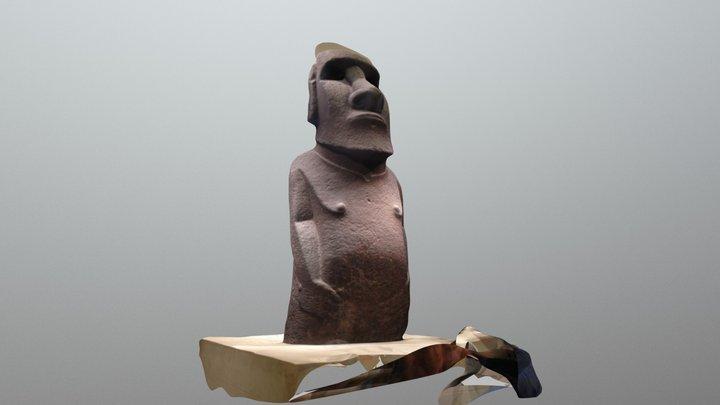 Hoa Hakananai'a 3D Model