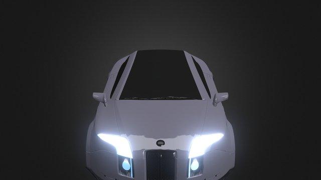 Auto27 3D Model
