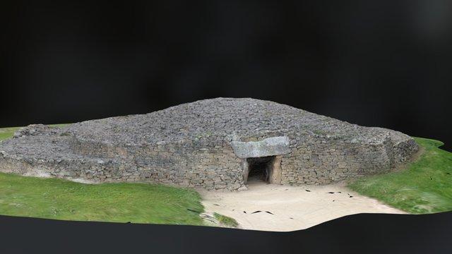 Table des Marchands 3D Model