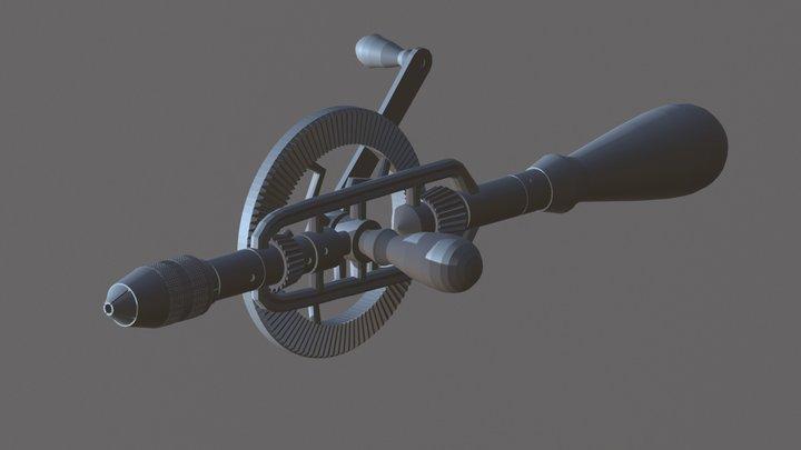 Pandiyan 3D Model