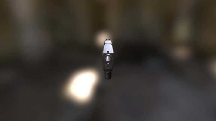 Glock 17 - WIP 3D Model