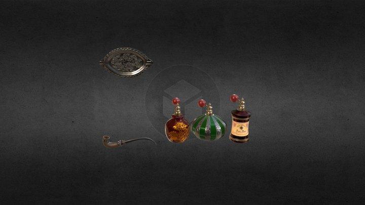 Perfumy 2.1 3D Model