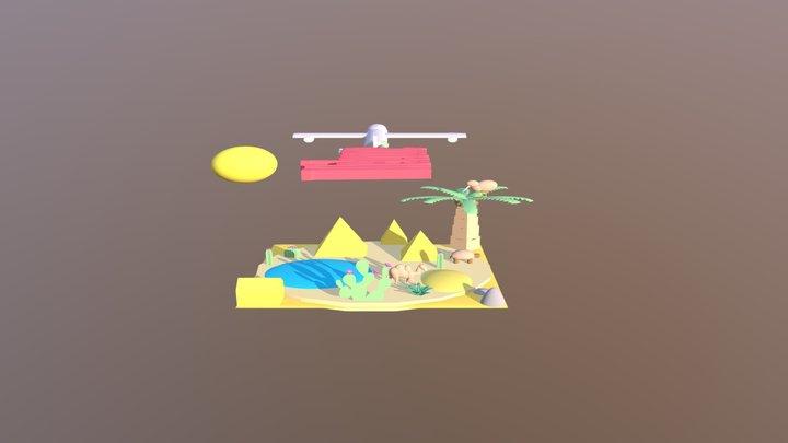 Project 3D Model