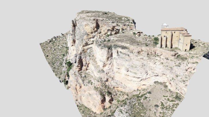 Castillo de Villa de Ves 3D Model
