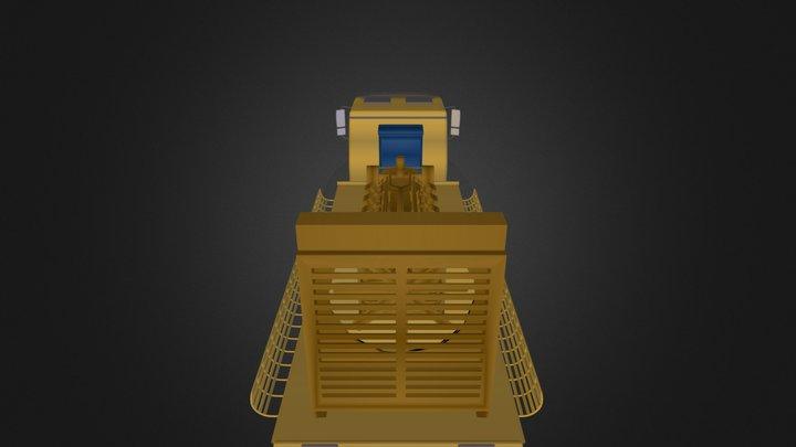 truck_Top 3D Model