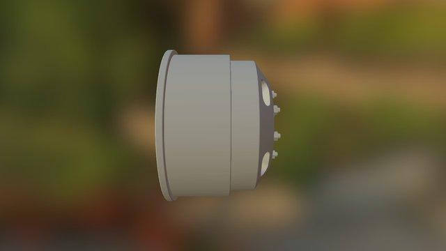 Rear Wheel 3D Model