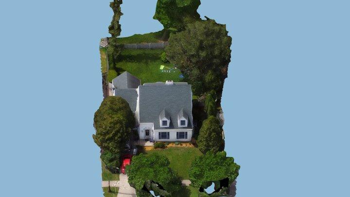 Real Estate 3D Model 3D Model