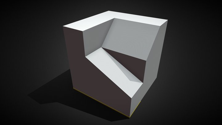 PIEZA 10 3D Model