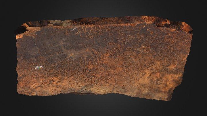 Twyfelfontein Petroglyph Boulder
