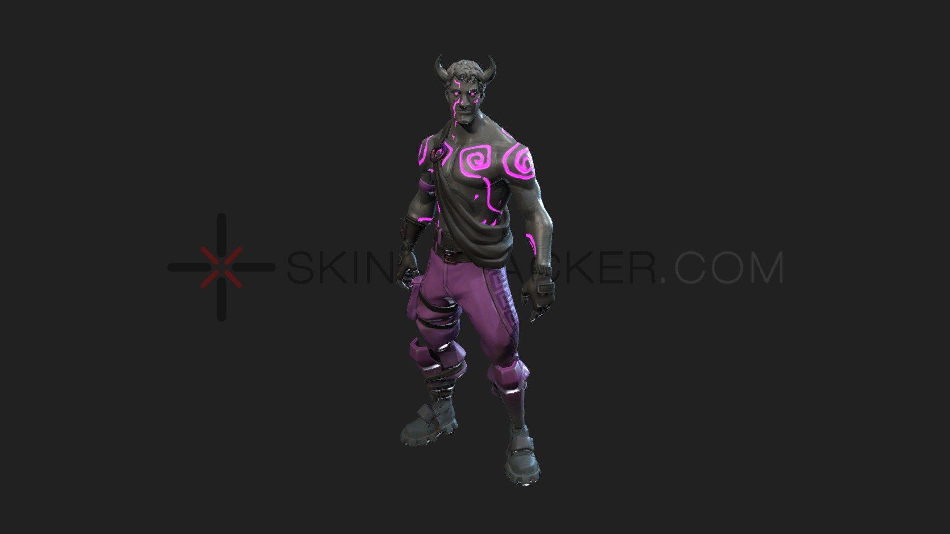 Fortnite Fallen Love Ranger 3d Model By Skin Tracker Stairwave 5c544a2 Sketchfab