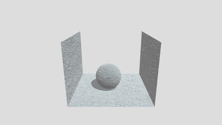 Vertex Lighting test 3D Model