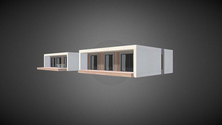 TALAVERA 3D Model