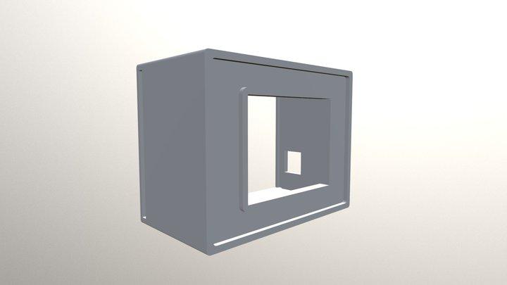 2.4 TFT BOX 3D Model