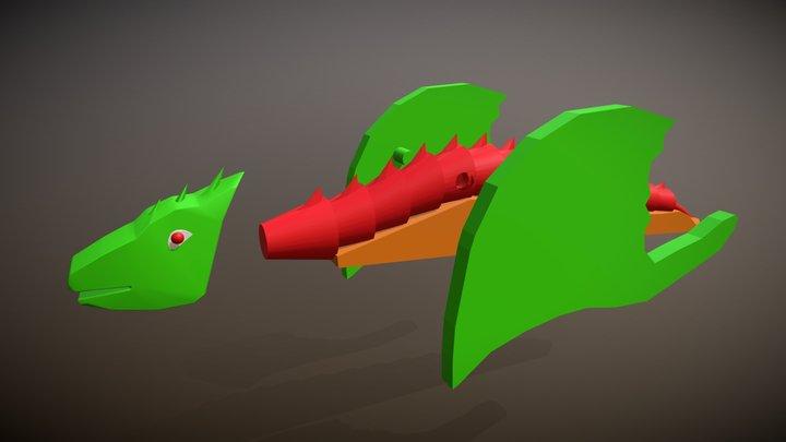 Satania4 3D Model