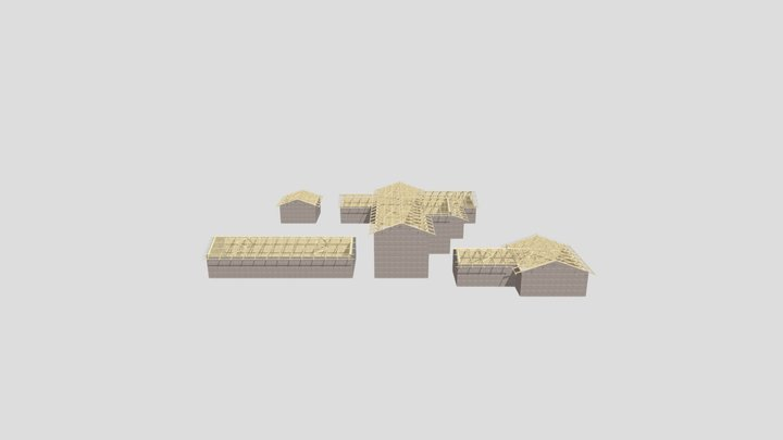 JB200126 3D Model