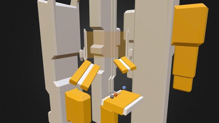 Game 3D Model
