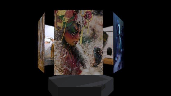 BA (Hons) Photography 3D Model