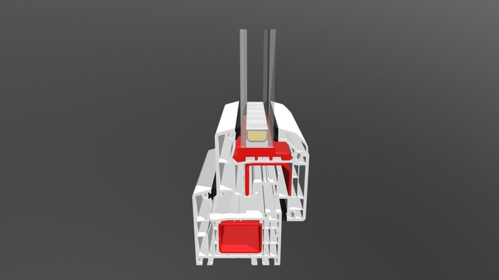 IDEAL 4000 3D Model