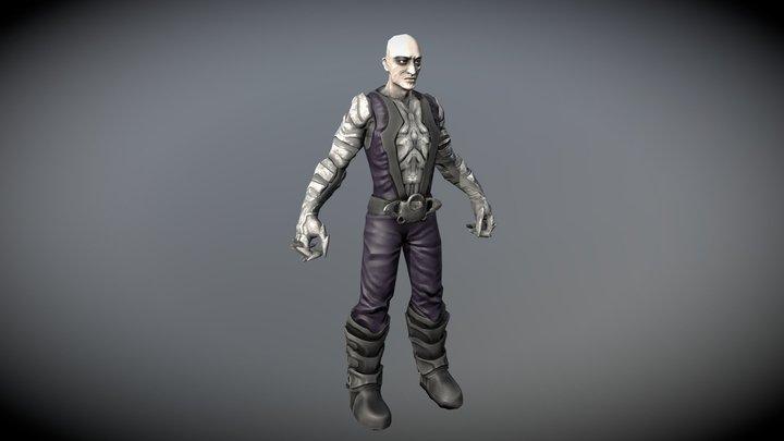 M Rufus_2018 3D Model