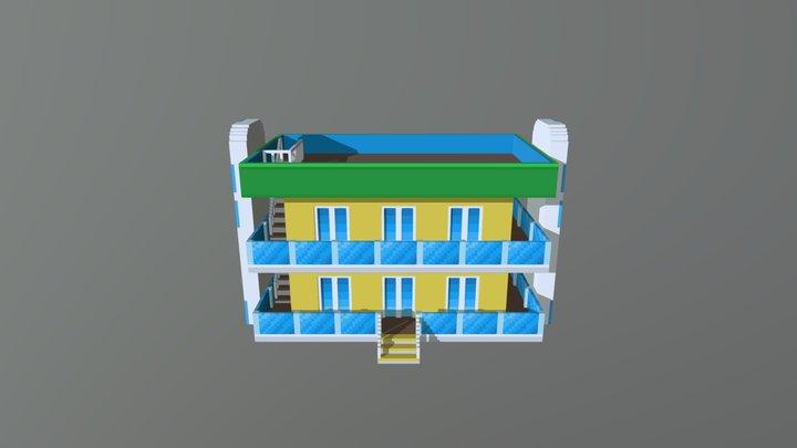 Sanator 3D Model