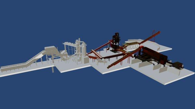 Shred 6-2 3D Model