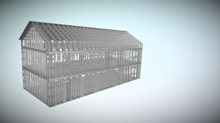 2019-219GP 3D Model